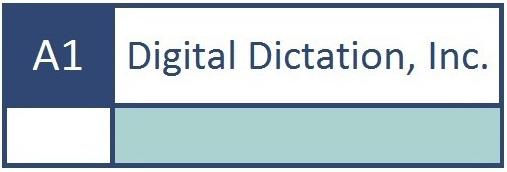 A1 DIGITAL DICTATION, INC. image
