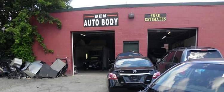 Ben Auto Body Inc image