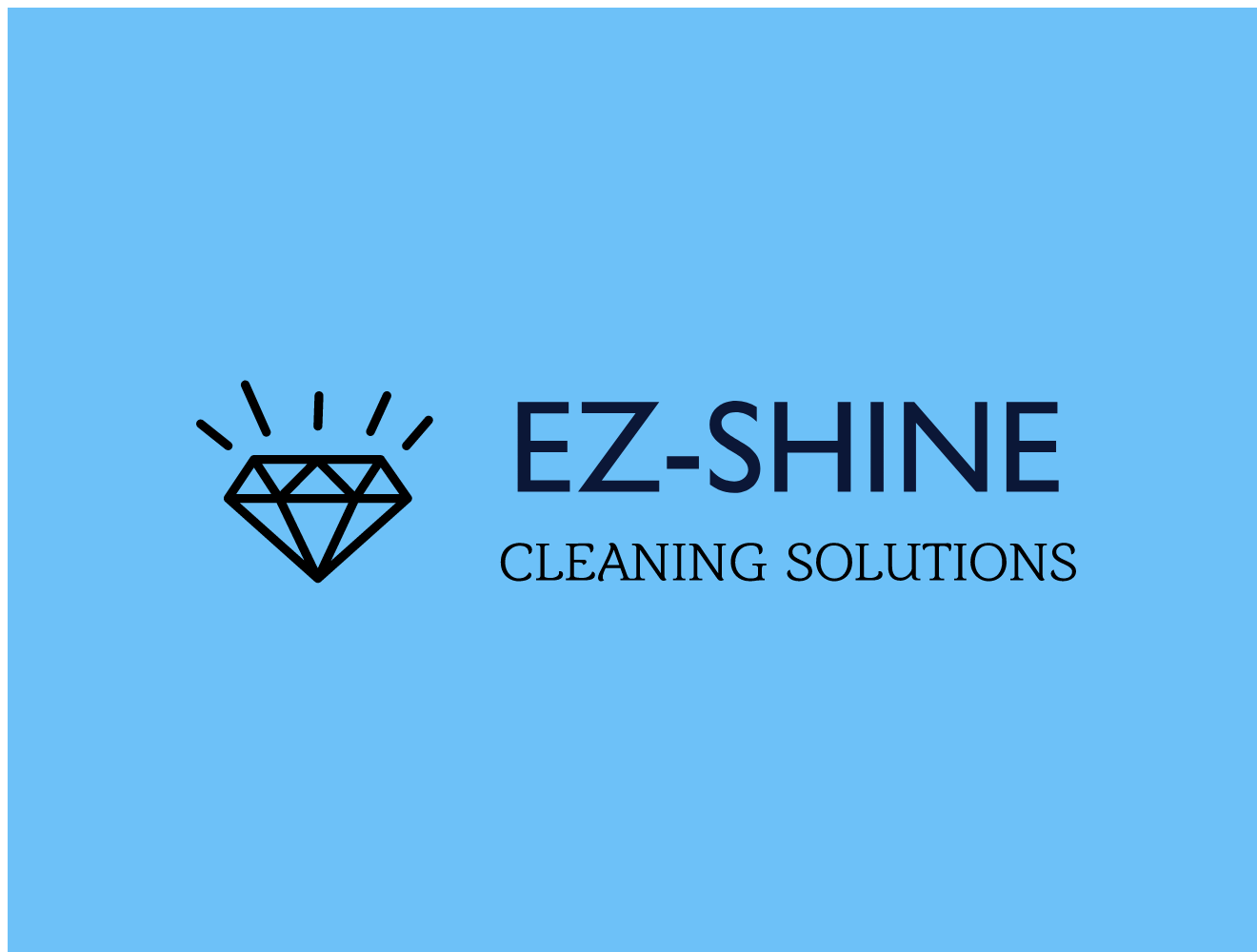 EZ-SHINE Cleaning Solutions image