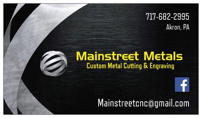 MainStreet Metals image