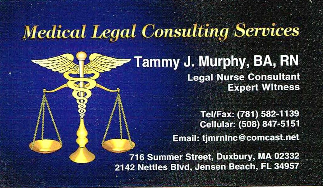Medical Legal Consulting Services image