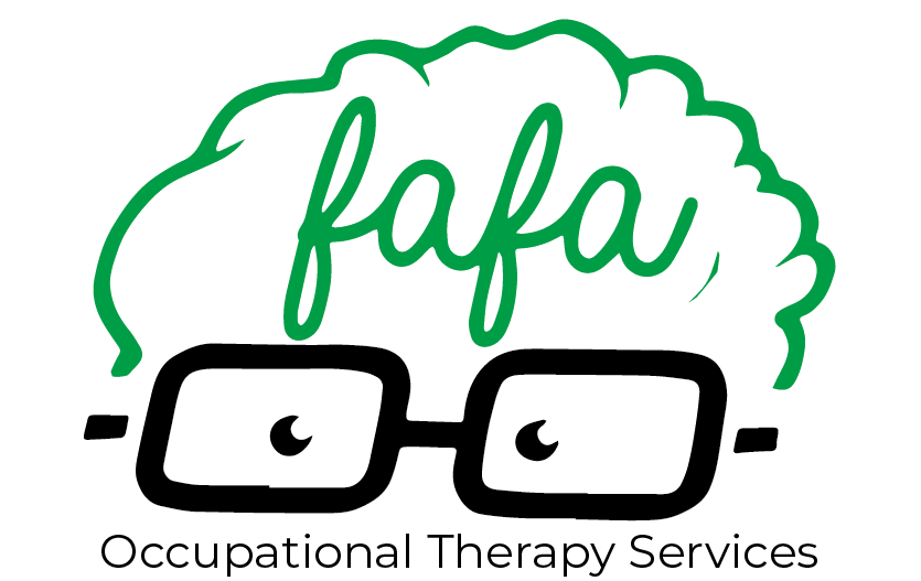 FAFA OCCUPATIONAL THERAPY SERVICES image