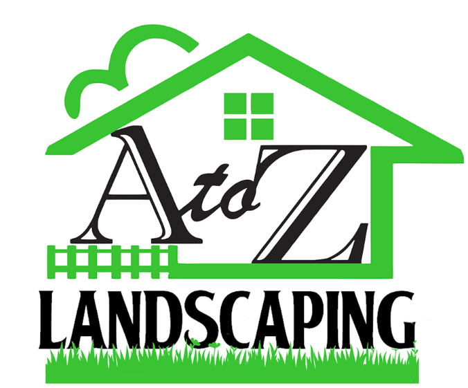 A TO Z LANDSCAPING image