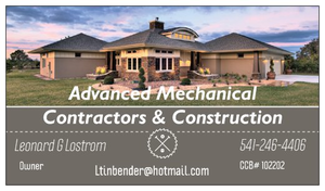 Advanced Mechanical                       Contractors & Construction image