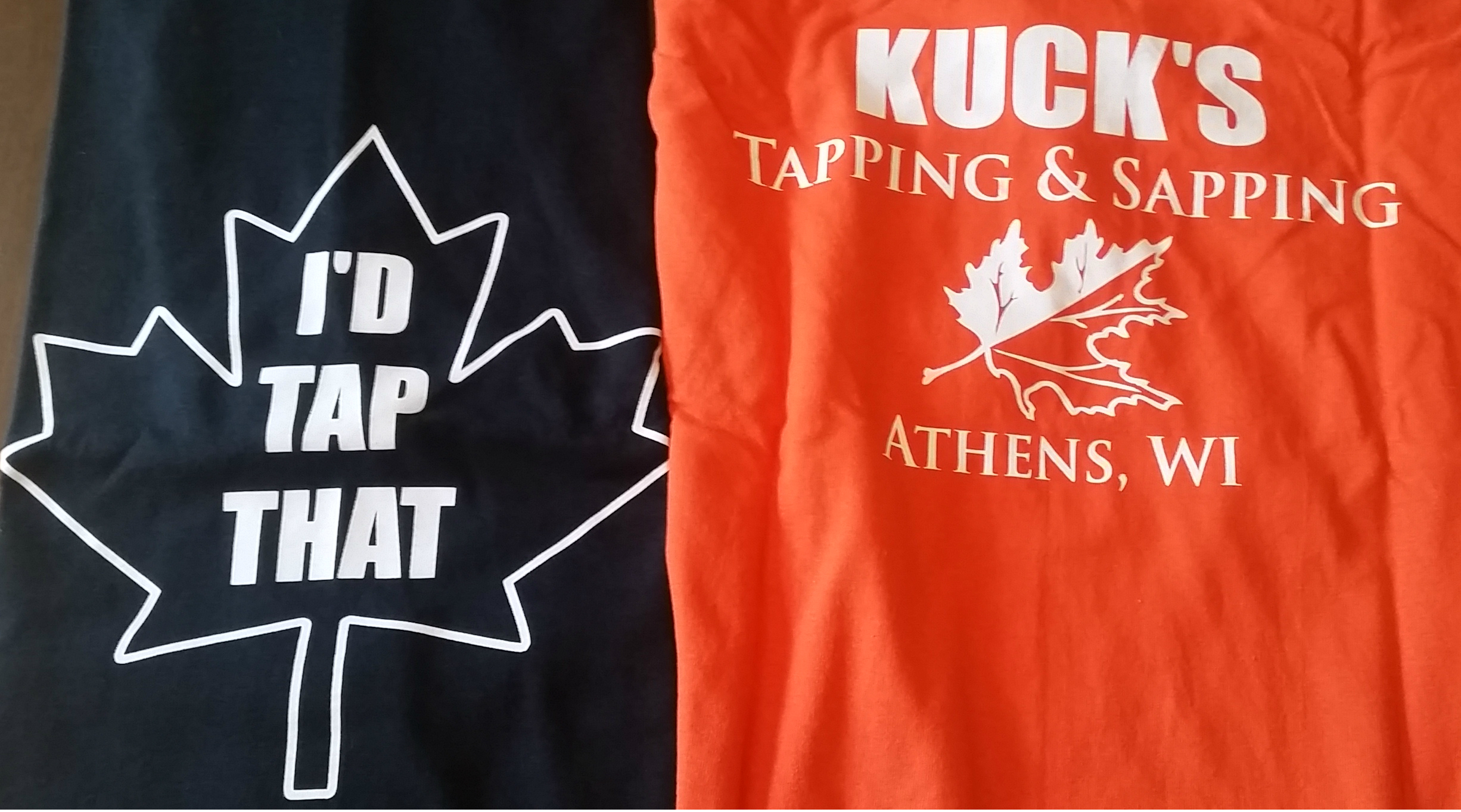 Kuck's Tapping & Sapping image