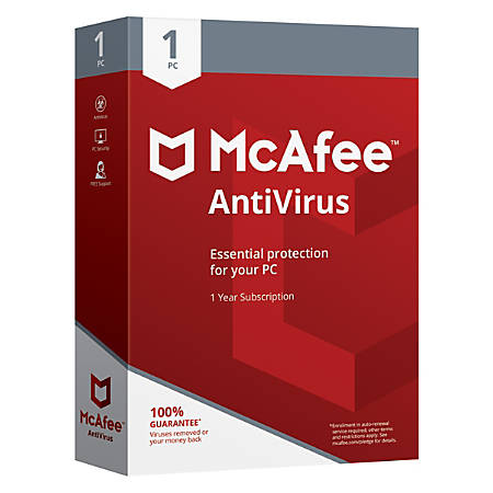 McAfee Support UK image