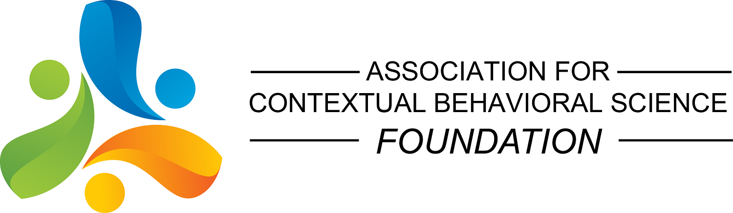 Association for Contextual Behavioral Science Foundation image