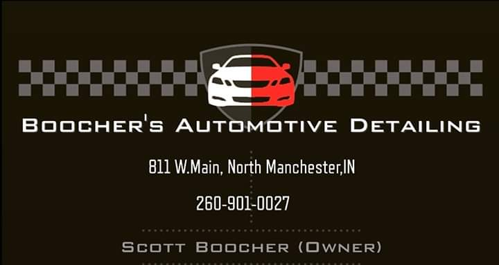 Boocher's Automotive Detailing  primary image