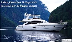 Yacht Charter Seattle image