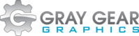 Gray Gear Graphics image