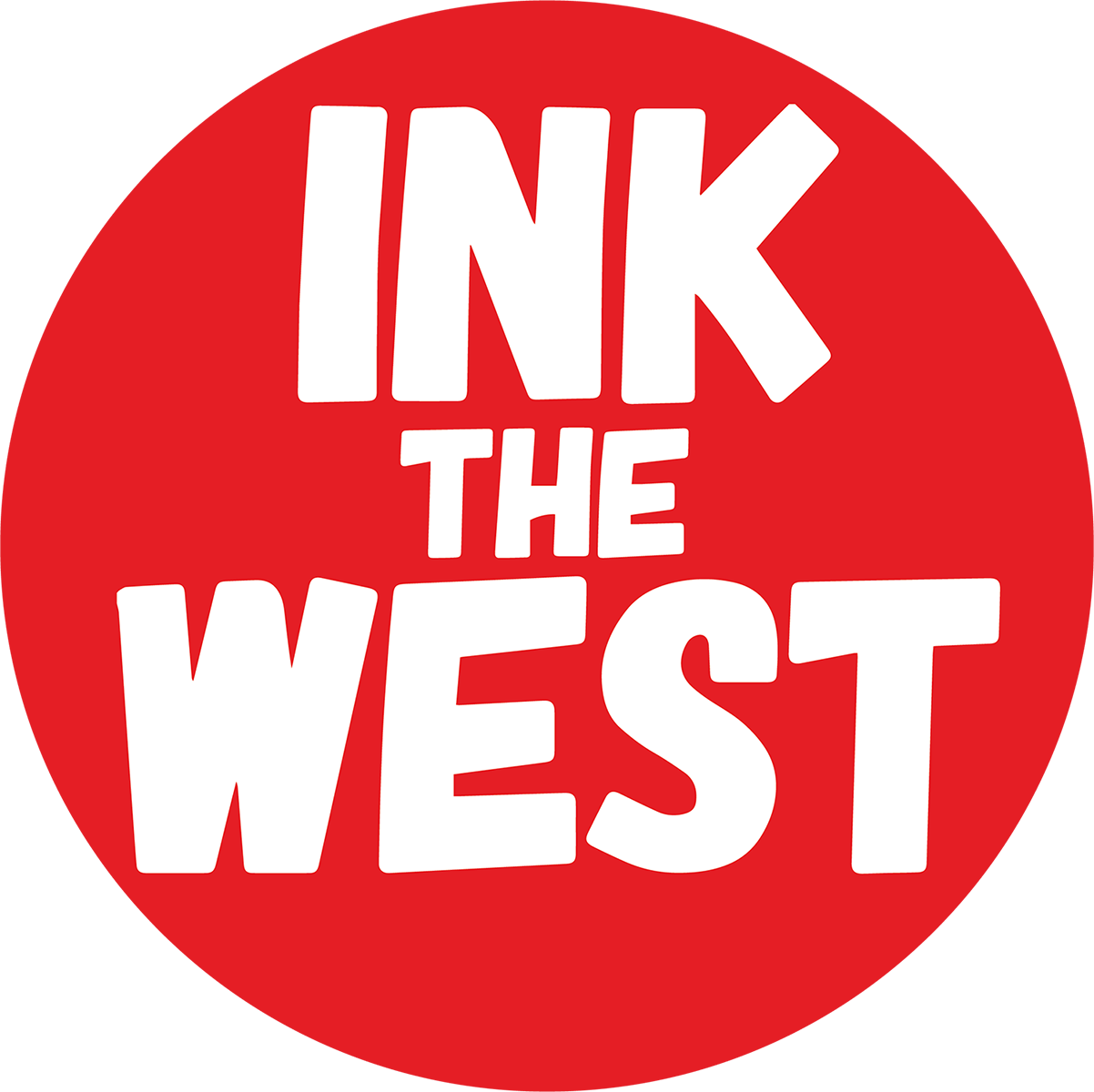 Ink The West image