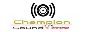 Champion Sound Ent. primary image