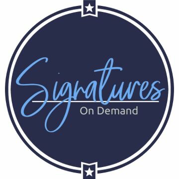 Signatures On Demand image