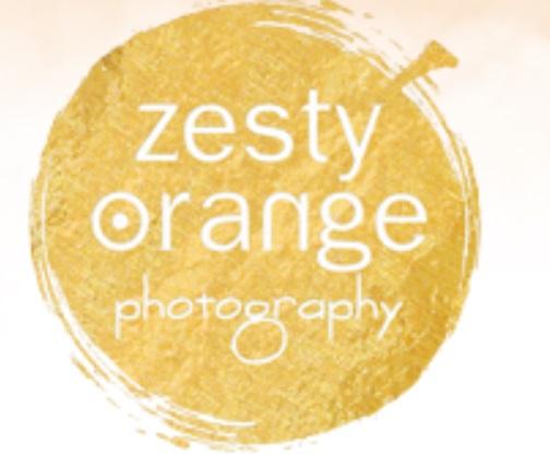 Zesty Orange Photography by Olesya Redina image