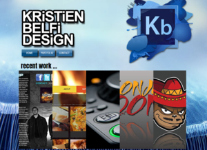 Kristien Belfi Design image
