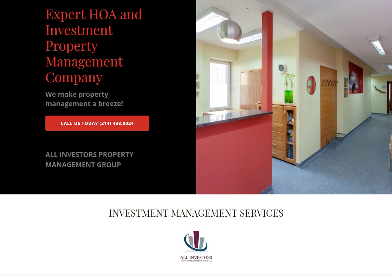 All Investors Property Management image