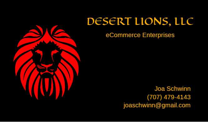 Desert Lions LLC image