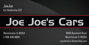 Joe Joe primary image