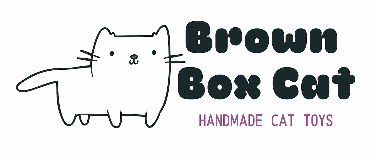 Brown Box Cat image