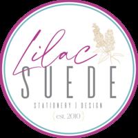 Lilac Suede image