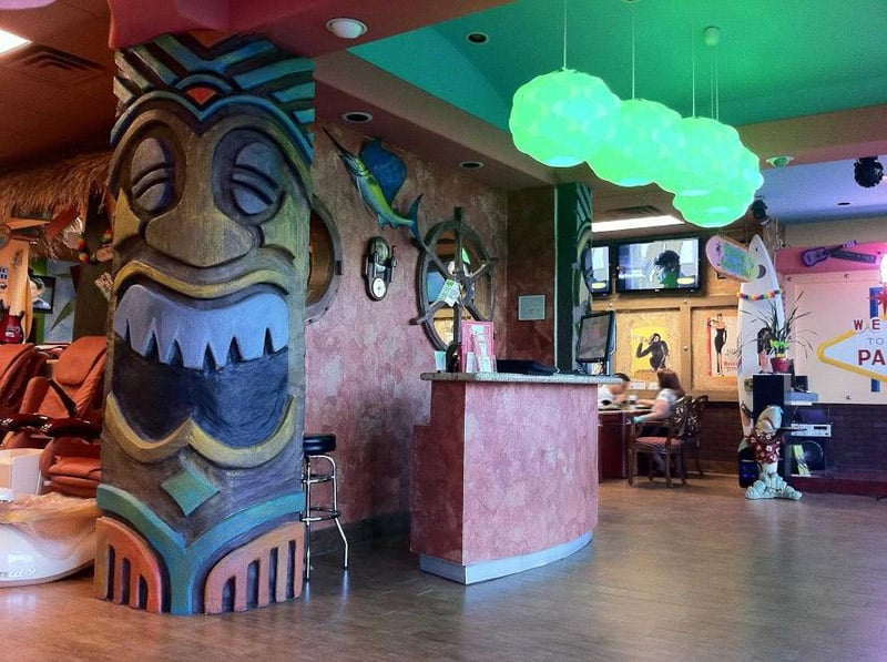 Paradise Nail Bar & Lash Lounge image