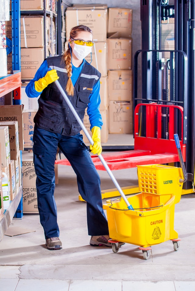 End of Lease Cleaning Melbourne image