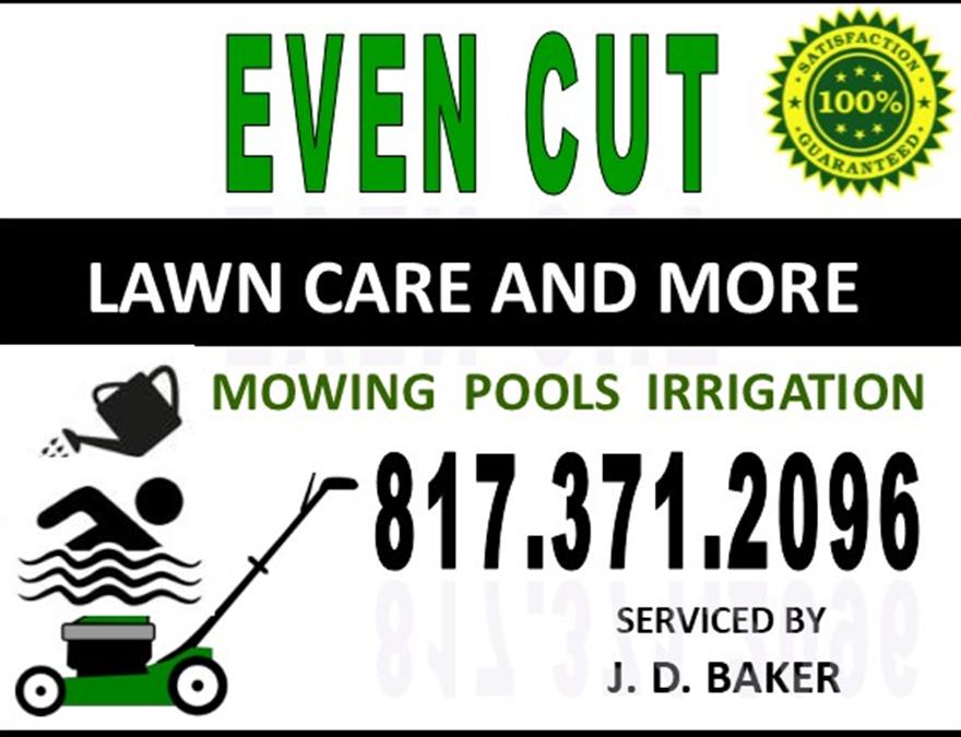 Even Cut Lawn Service image