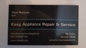 Easy Appliance Repair & Service primary image