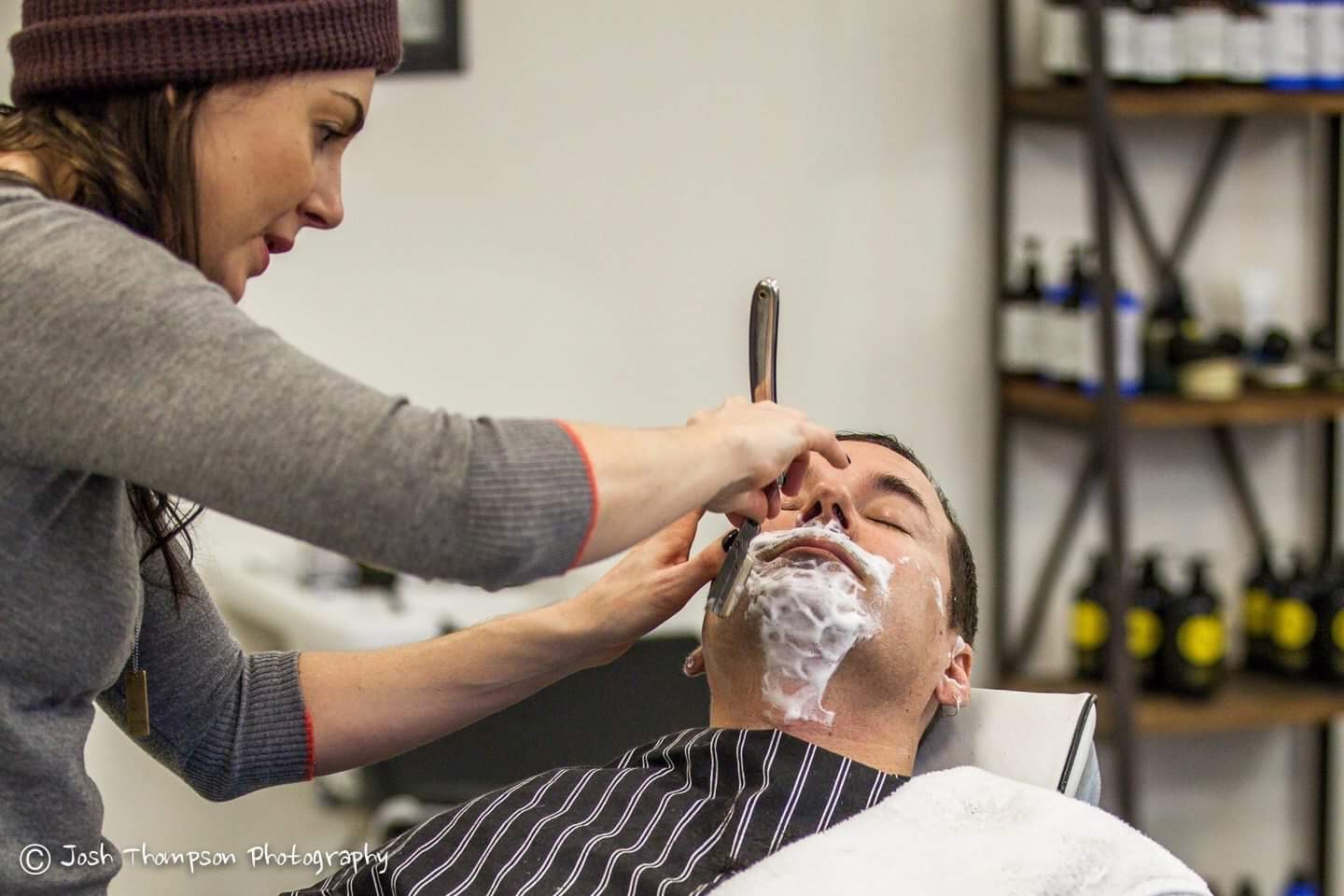 Dexter Ave Barbers image