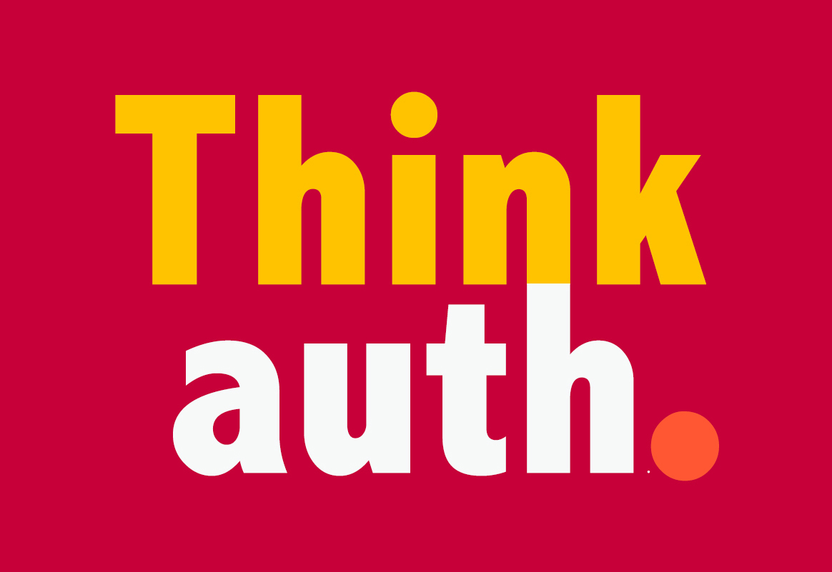 Think auth. image