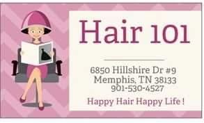 Hair 101 image