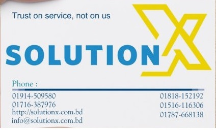 SolutionX primary image