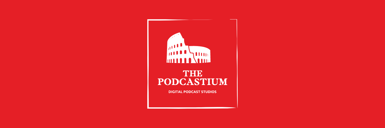 The Podcastium Digital Podcast Studios image