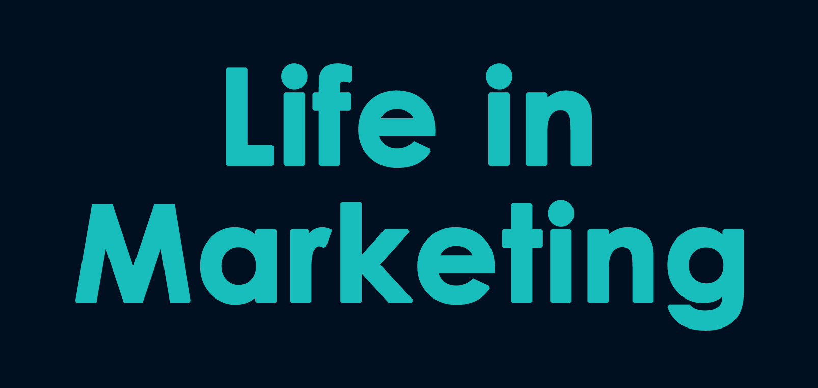 Life in Marketing image