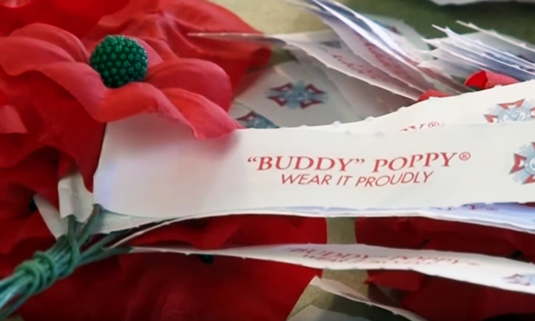 THE BUDDY POPPY PROGRAM