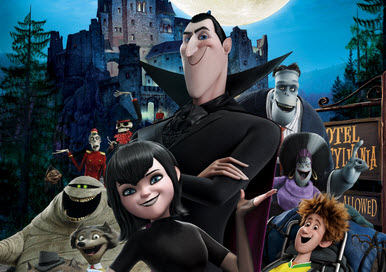 Hotel Transylvania: The Movie