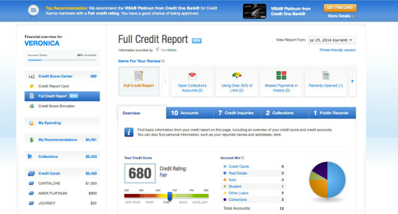 Creditkarma