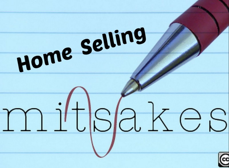 Mistakes home sellers make e1425760891317