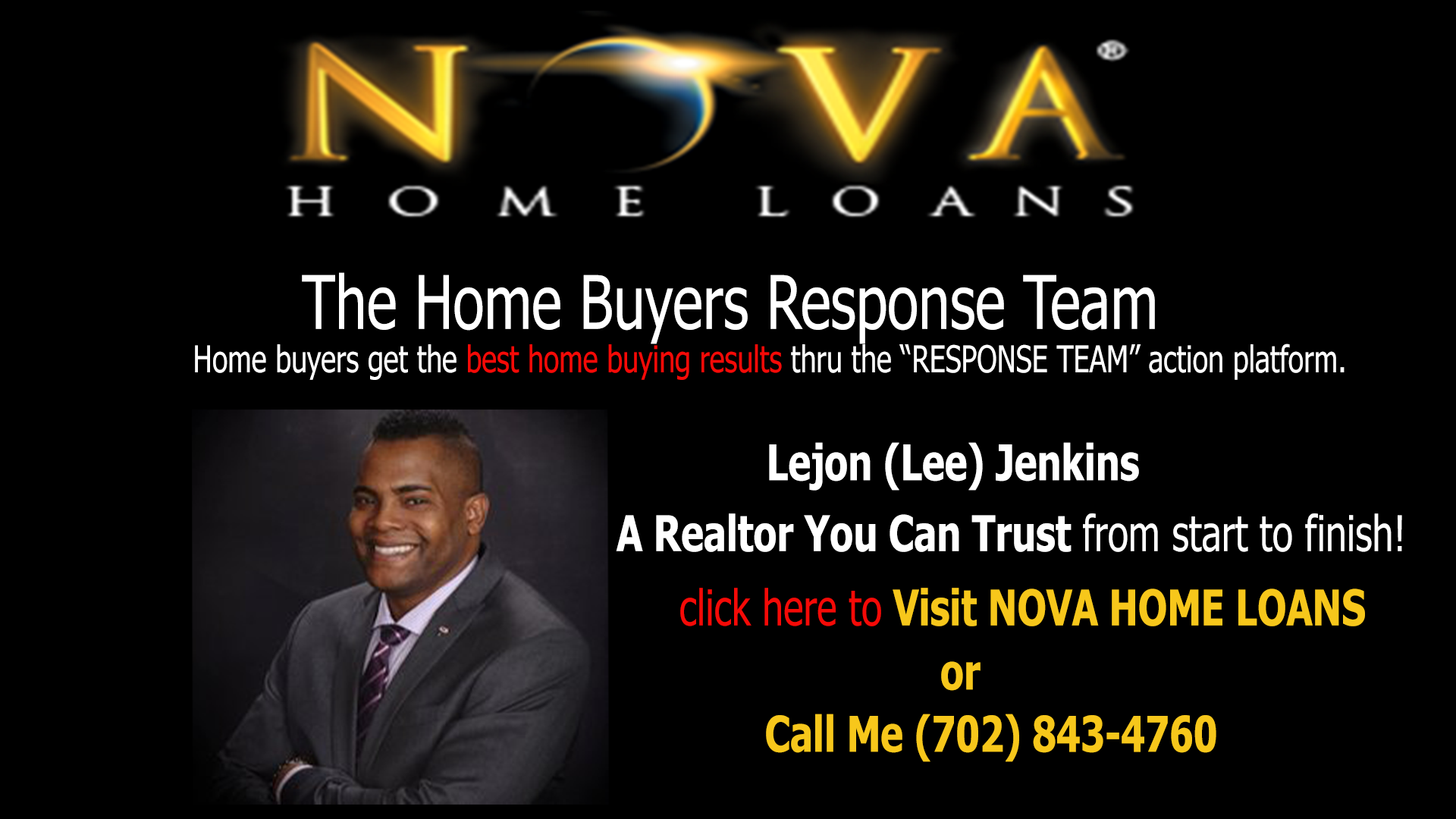 Lejon Jenkins Nova Home Loans