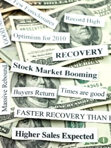 Housing Recovery - Sooner than Later?