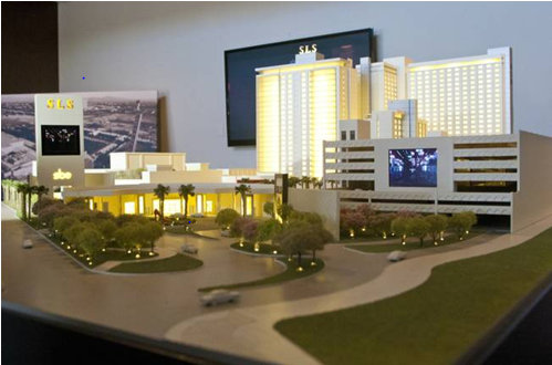 2012 sls las vegas boutique hotel and casino