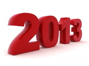 2013 YEAR WILL BE STRONG