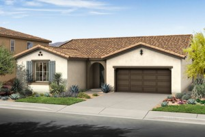 Pardee home plan 1-A