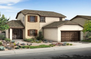 Pardee Home Plan 2-C