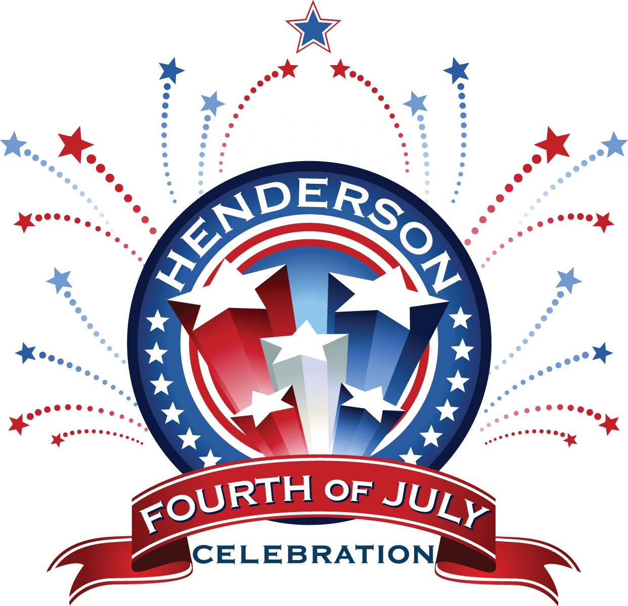 Henderson 4th Of July Logo