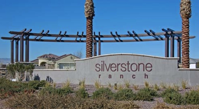 Silverstone Ranch Sign
