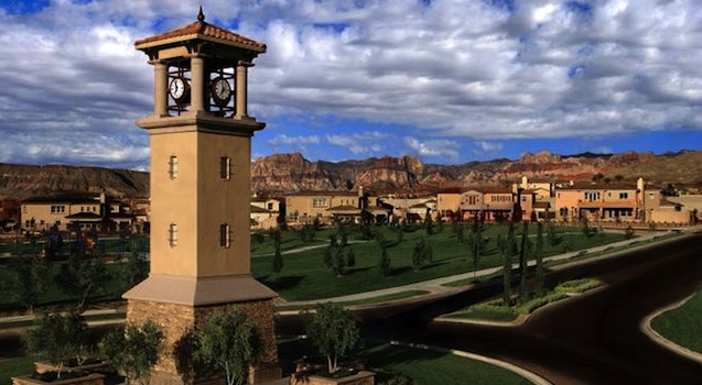 Summerlin Clock Tower