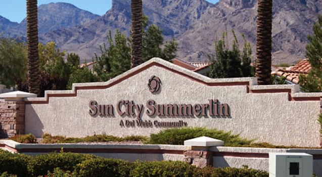 Sun City Summerlin Village