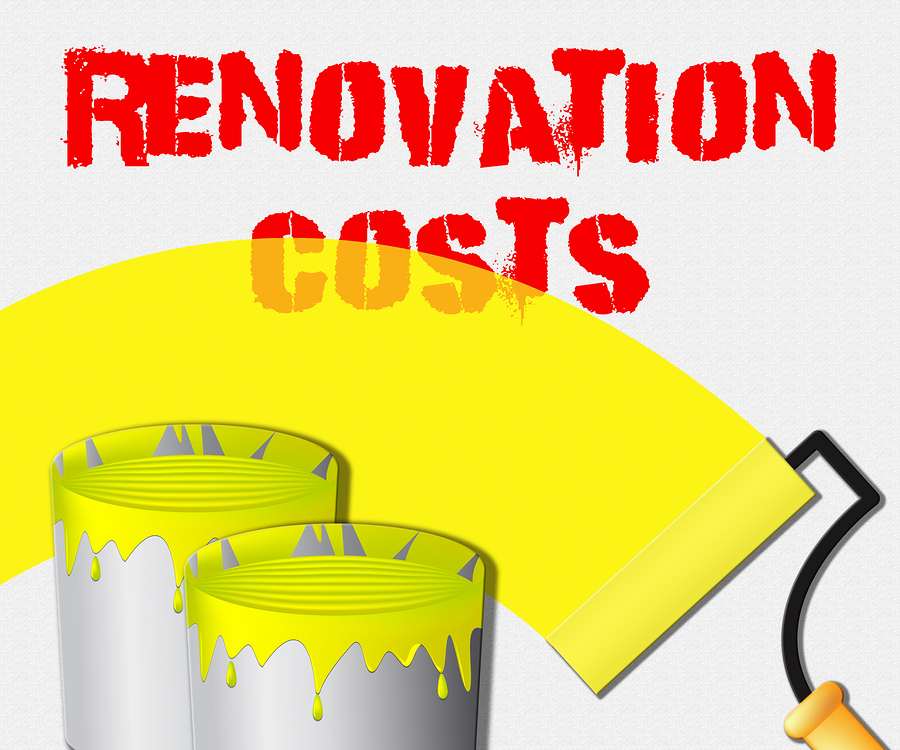 FIVE HIDDEN RENOVATION COSTS
