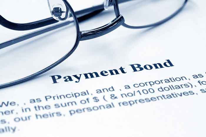 Payment and performance bond
